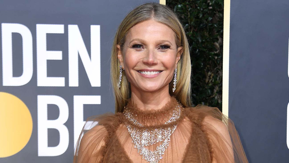 Gwyneth Paltrow 77th Annual Golden Globe Awards - Getty - H 2020