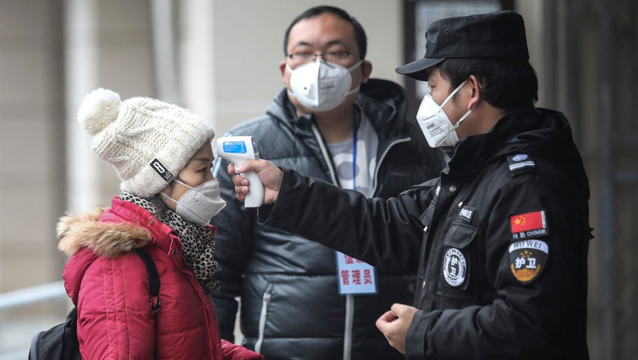 Wuhan Flu Outbreak - Getty - H 2020