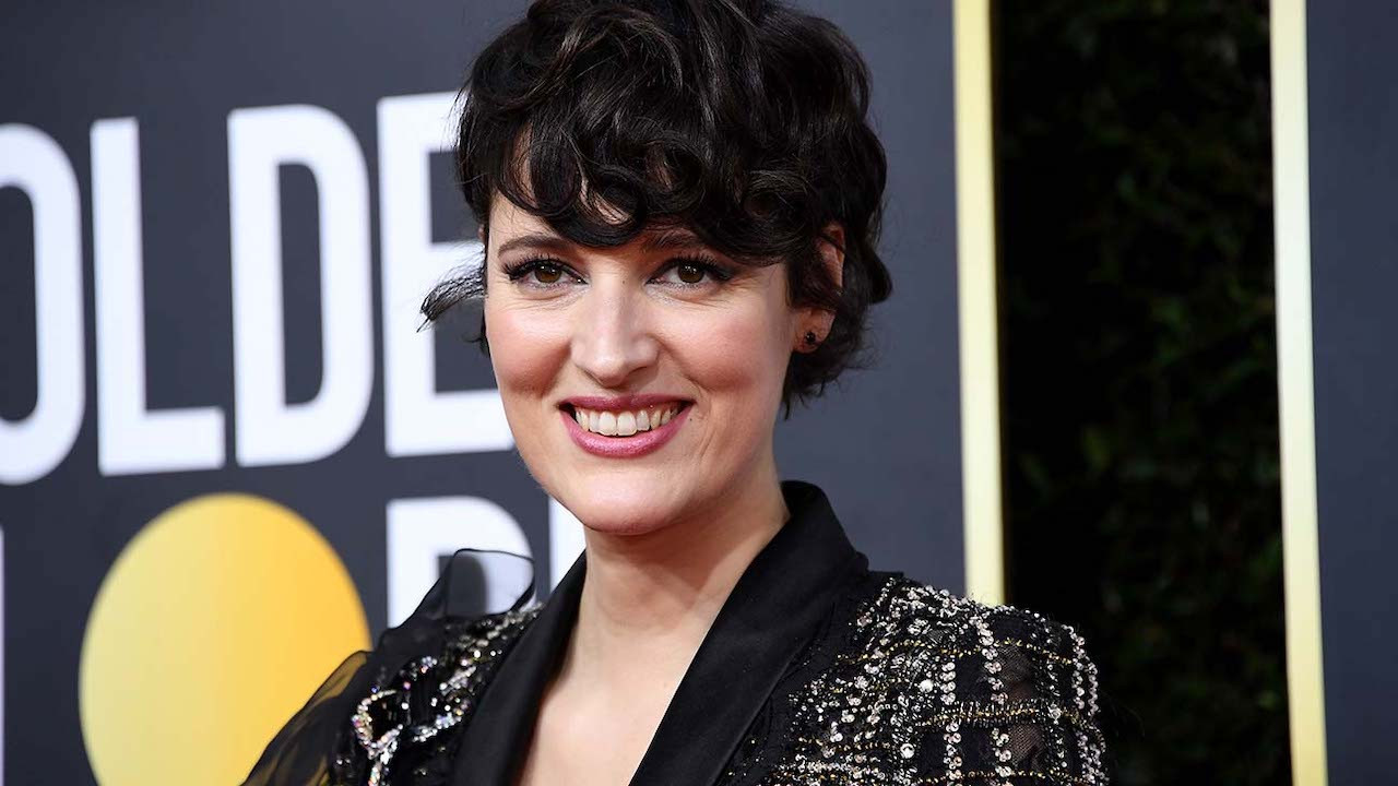 Phoebe Waller-Bridge Details Her Golden Globes Ralph & Russo Tuxedo For Australian Bushfire Relief