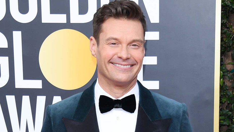 Ryan Seacrest attends the 77th Annual Golden Globe Awards - Getty-H 2020