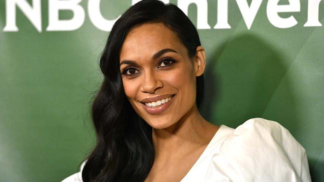 Rosario Dawson Boards Hulu's 'Dopesick'