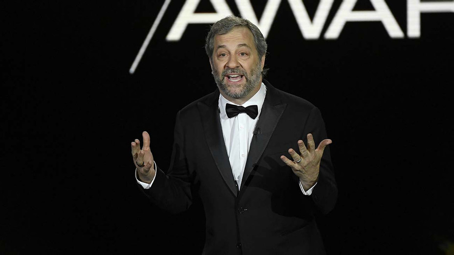 Judd Apatow Onstage Director Guild Awards - Getty - H 2020