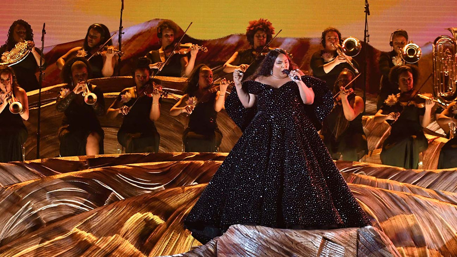 Lizzo performs onstage during the 62nd Annual GRAMMY Awards - January 26, 2020 - Getty -H 2020