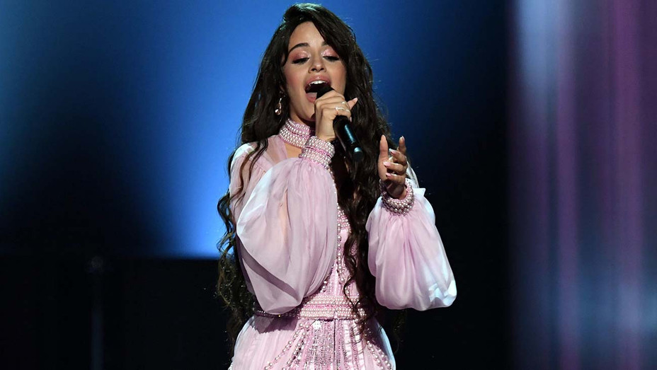 Camila Cabello Performs Grammy Awards - Getty - H 2020