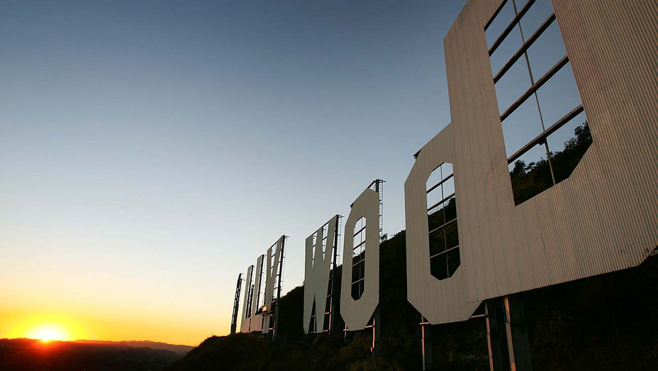 Hollywood Sign on November 16, 2005 in Los Angeles, California - Getty-H 2020