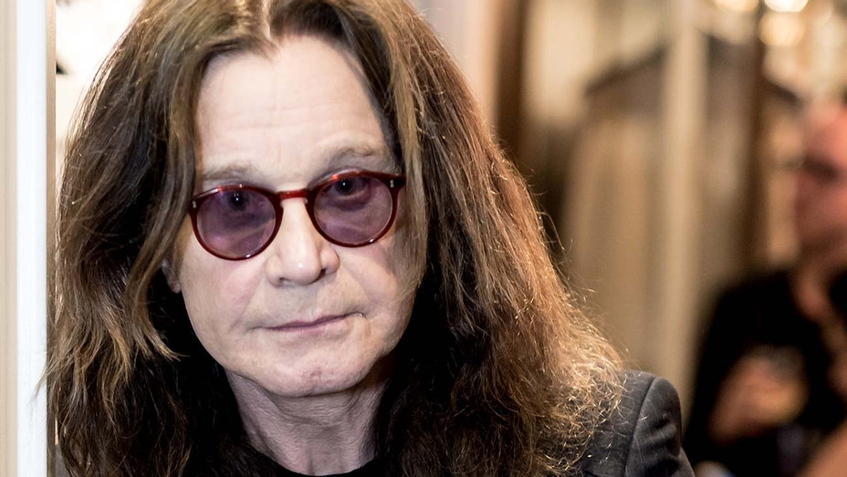 Ozzy Osbourne attends the Billy Morrison - Aude Somnia Solo Exhibition - Getty-H 2020