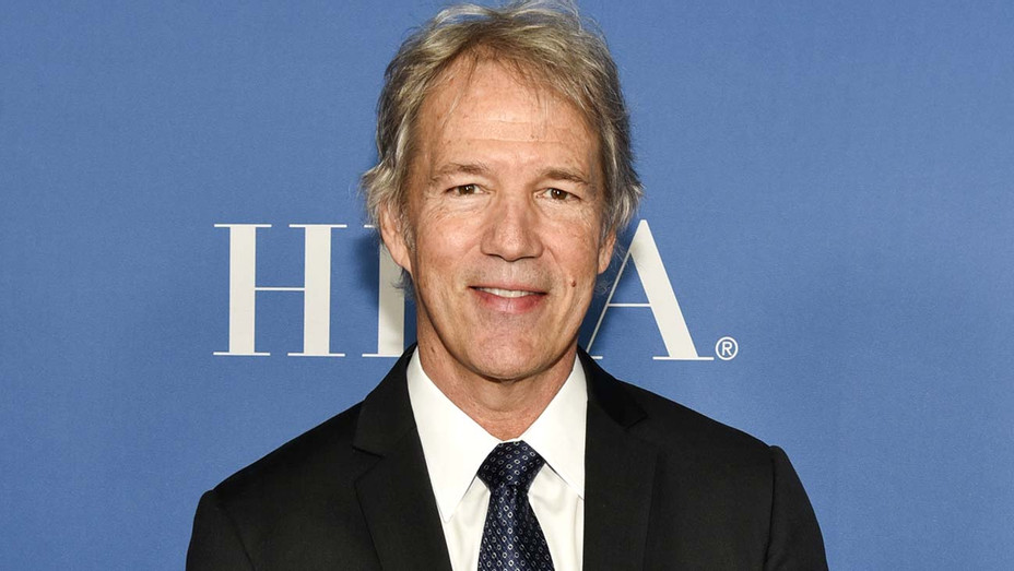 David E. Kelley attends the -Television Game Changers Panel Discussion -Getty-H 2020