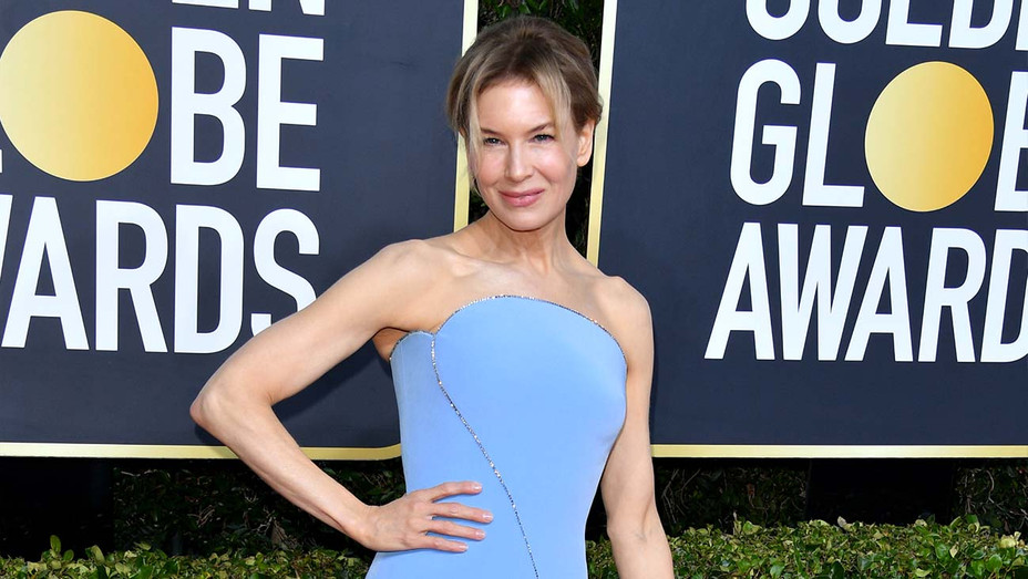 Golden Globes 2020 -  Renee Zellweger - Getty - H 2020
