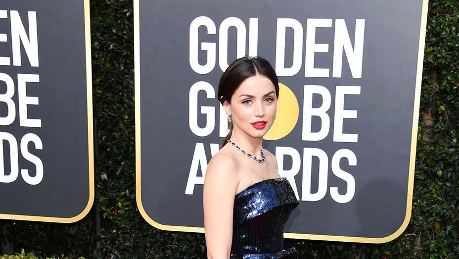 Golden Globes 2020 - Ana de Armas  - Getty - Embed -2020
