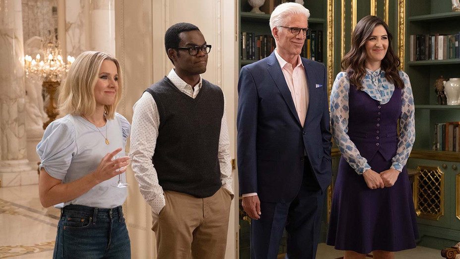 THE GOOD PLACE -- Whenever You're Ready - Episode 413- 414 - Publicity-H 2020