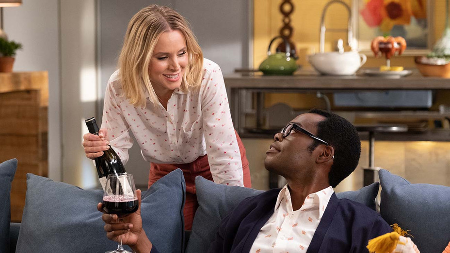 THE GOOD PLACE - Whenever You're Ready Episode 413-414 -Kristen Bell-William Jackson Harper-H 2020