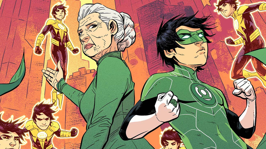 Green Lantern Legacy - Publicity - H 2020