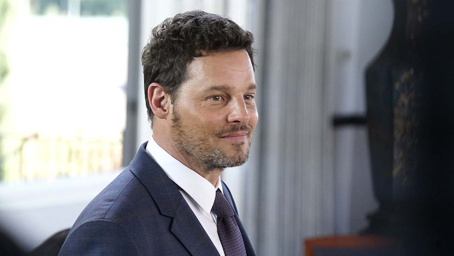 Grey's Anatomy - Justin Chambers - Publicity -2- H 2020