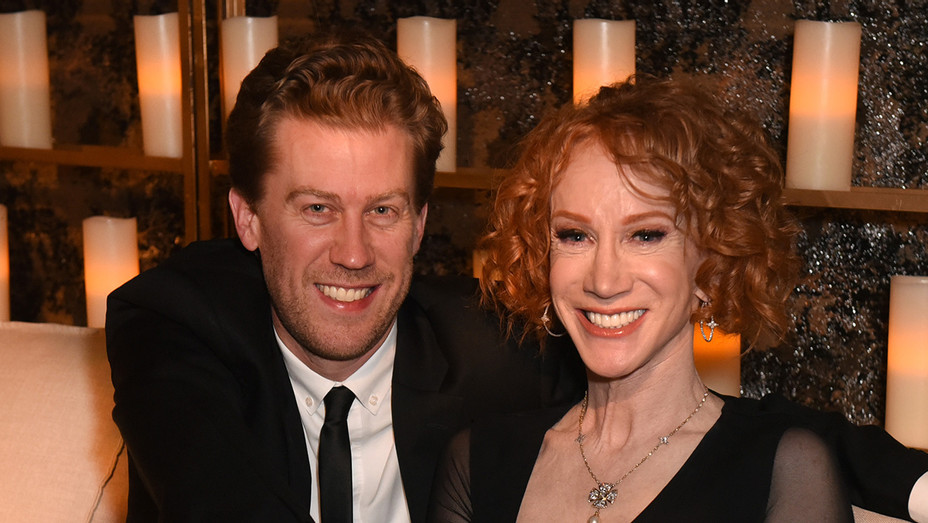 Randy Bick and Kathy Griffin - H Getty 2019