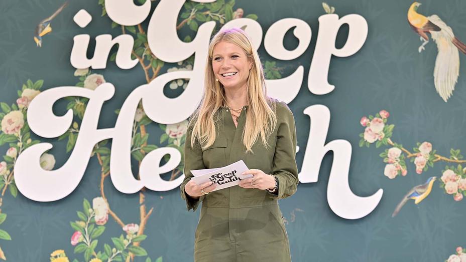 Gwyneth Paltrow_goop - Getty - H 2020