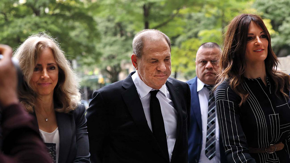 Harvey Weinstein In Court For Arraignment Over New Indictment For Sexual Assault - Getty - H 2019