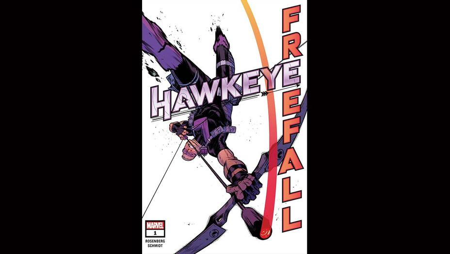 Hawkeye Freefall - Publicity - H 2019