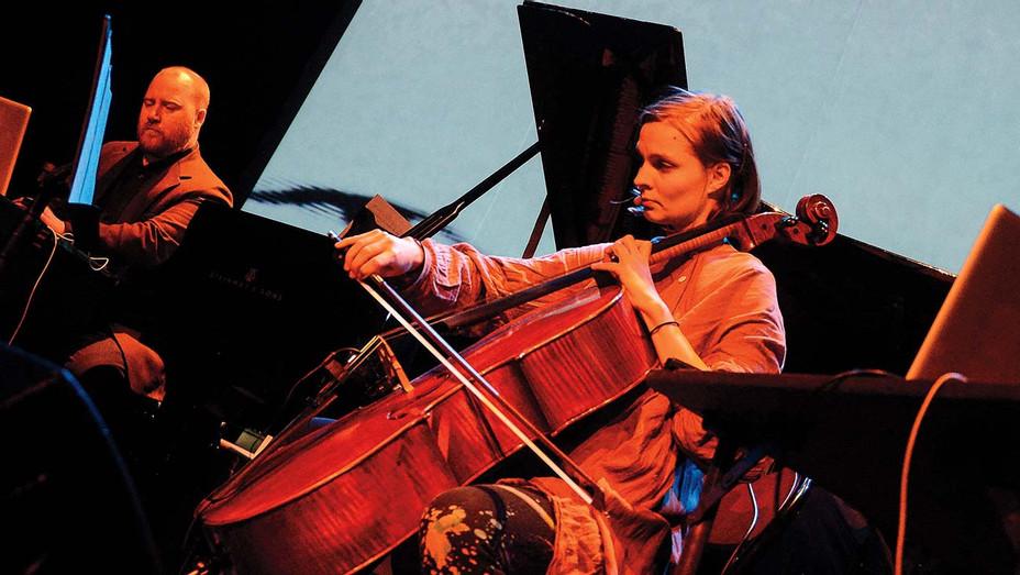 ONE TIME USE_Hildur Gudnadottir Performing - Alamy - H 2020