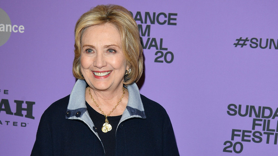 Hillary Clinton - Sundance - Getty - H 2020