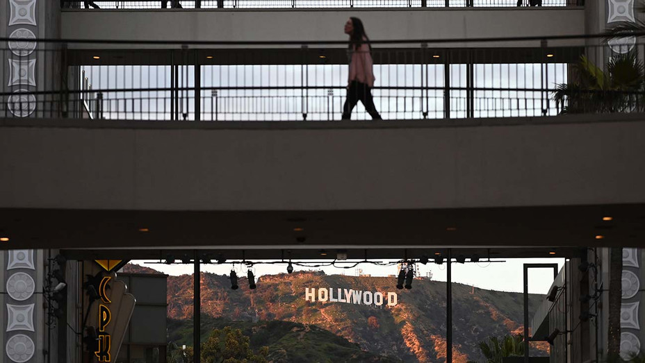 Hollywood Sign_Hollywood & Highland shopping and entertainment complex - Getty - H 2020