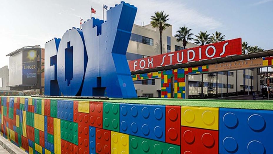 FOX Studios and Lego- Publicity-H 2020