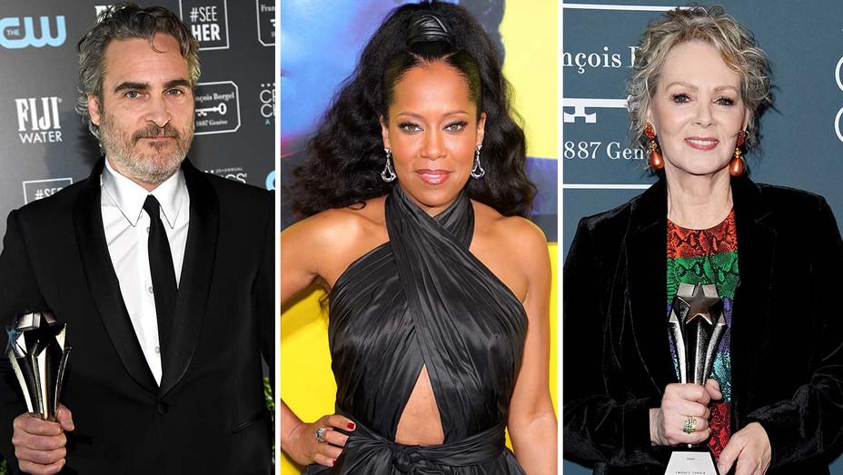 Joaquin Phoenix, Regina King and Jean Smart -Split -Getty-H 2020