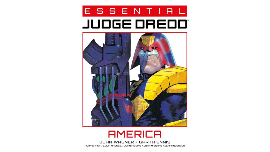 Judge Dredd- America - Publicity - H 2020