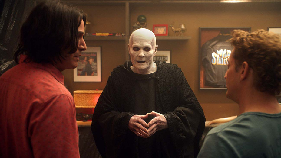 Bill & Ted Face The Music Production Still 3 - Publicity - H 2020