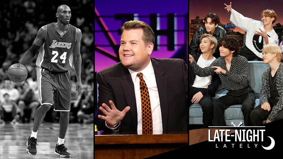 Late Night Lately - Feb 1 - Getty - Publicity stills - Split - H 2020