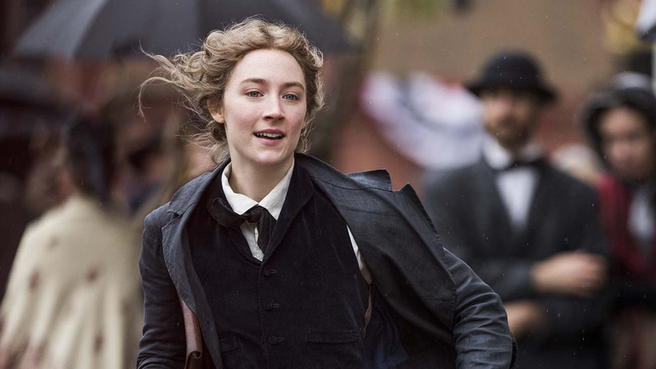 Saoirse Ronan in Little Women - Columbia Pictures Publicity-H 2020