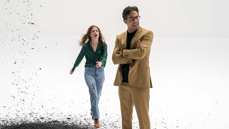 Medea Production Still -Rose Byrne and Bobby Cannavale- Publicity - H 2020