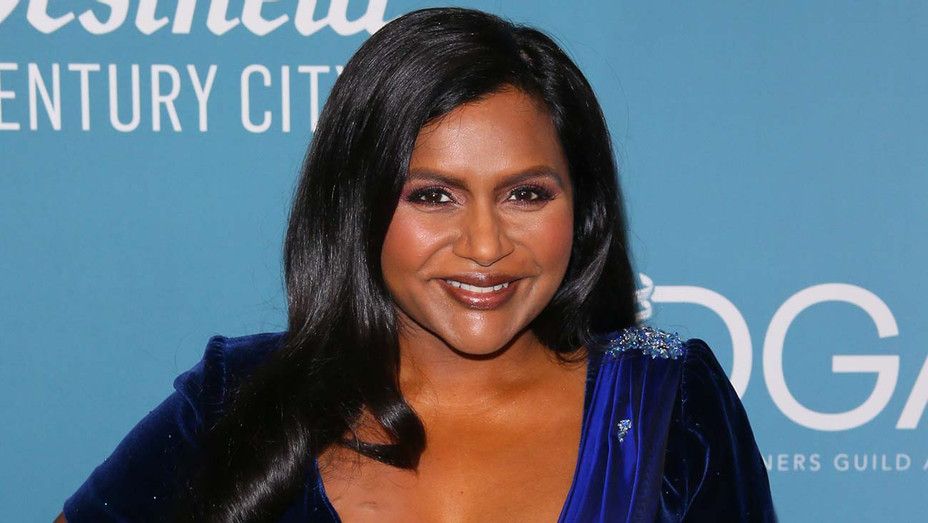 Mindy Kaling_22nd Costume Designers Guild Awards - Getty - H 2020