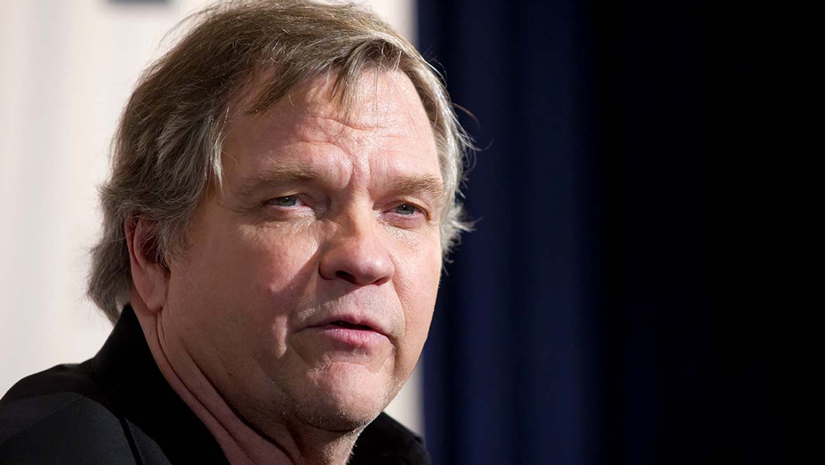 Musician-actor Meatloaf - serious - Getty - H 2020