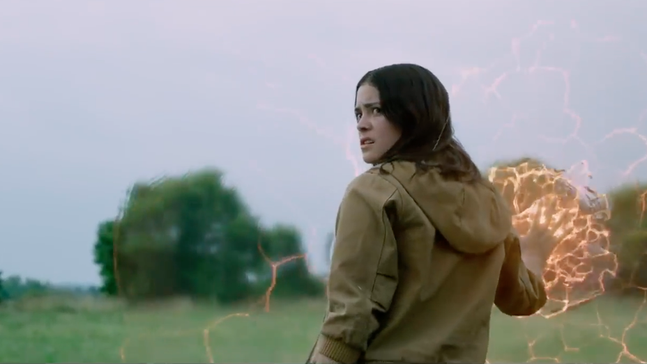 New Mutants Trailer Screengrab - H 2020