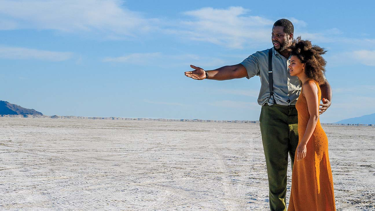 """'Nine Days' Trailer: Winston Duke Offers """"Amazing Opportunity of Life"""" in Fantasy Feature"""