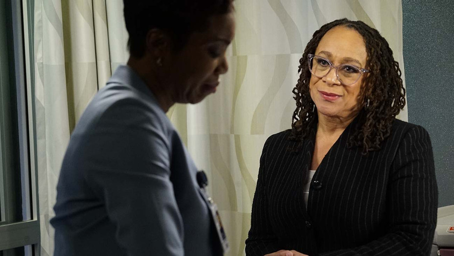 CHICAGO MED - The Ground Shifts Beneath Us - Episode 511 Epatha Merkerson- Publicity-H 2020
