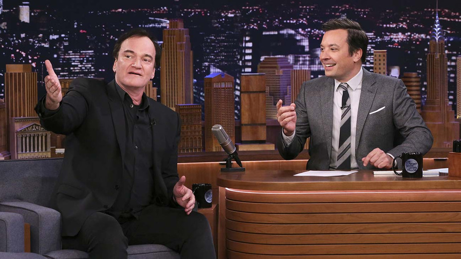 THE TONIGHT SHOW STARRING JIMMY FALLON -- Episode 1183 -Quentin Tarantino -Publicity-H 2020