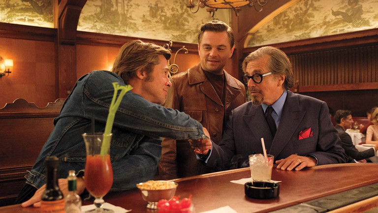 "How 'Once Upon a Time in Hollywood' Reflects a ""Changing Time"" in Entertainment"