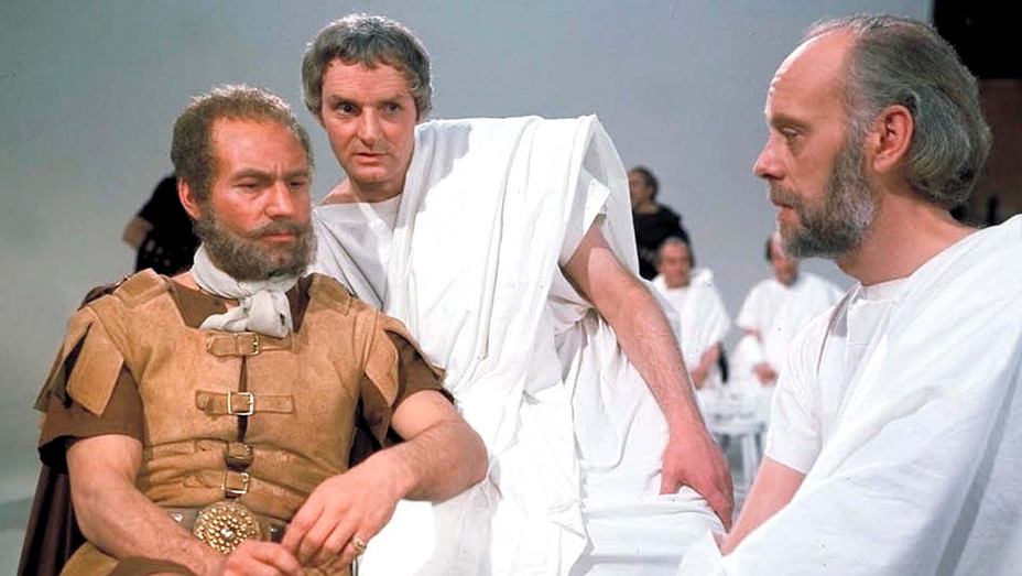 ONE TIME USE ONLY - Antony and Cleopatra' TV - 1974- Shutterstock - H 2020