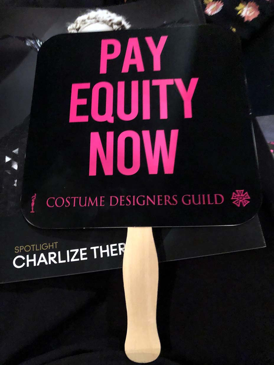 Costume Designers Call For Pay Equity Now At Guild Awards Hollywood Reporter