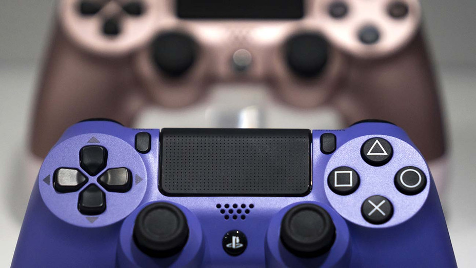 Playstation Controllers - Getty - H 2020