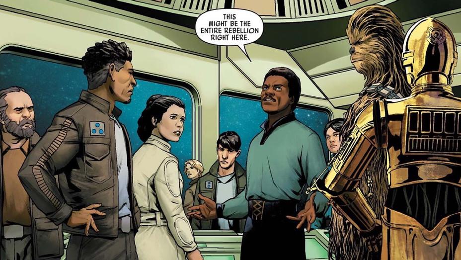 Marvel Star Wars - Publicity - H 2020