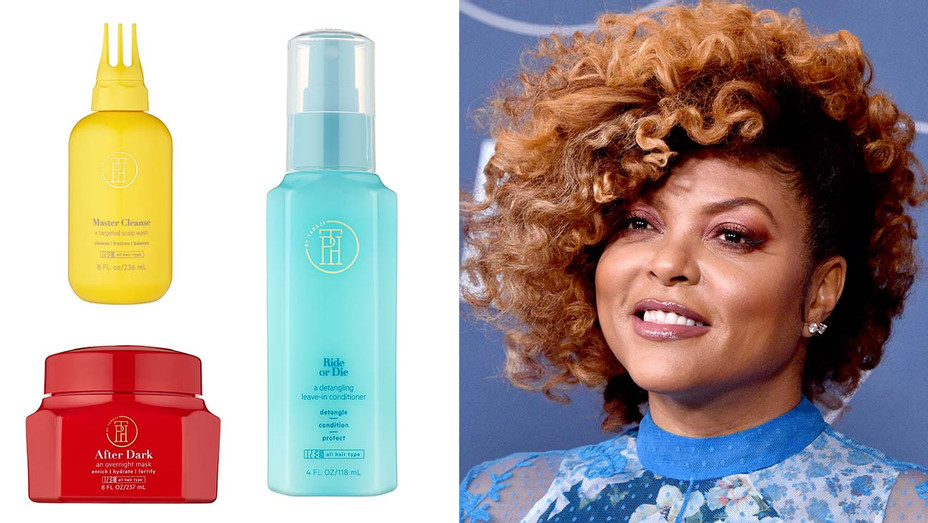 Taraji P Henson Launches Hair Care Products At Target Hollywood Reporter