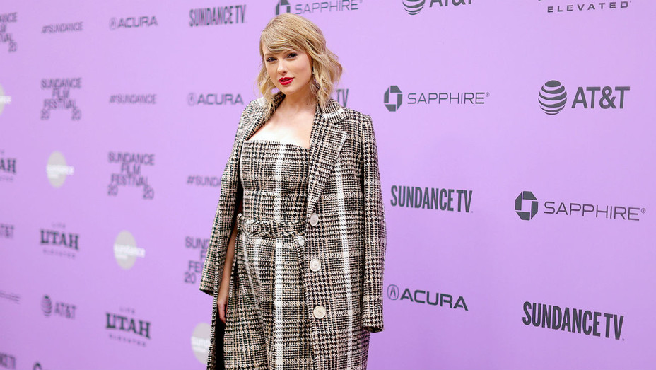 Taylor Swift at Sundance Film Festival premiere - H 2020