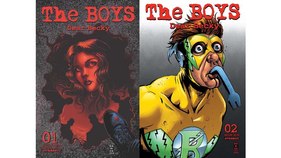 The Boys: Dear Becky - Publicity - H 2020
