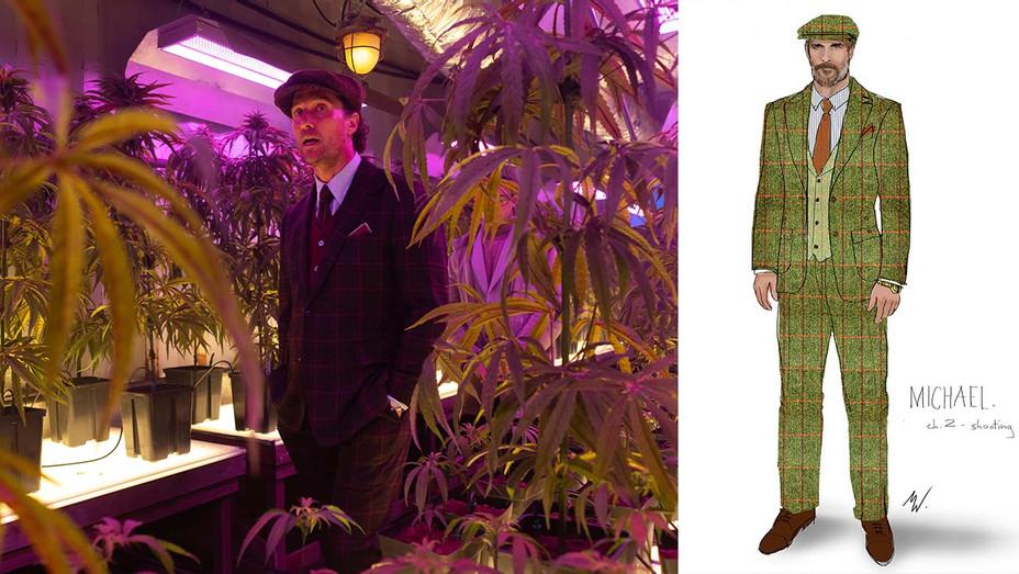 The Gentlemen costumes_Split - Publicity - H 2020