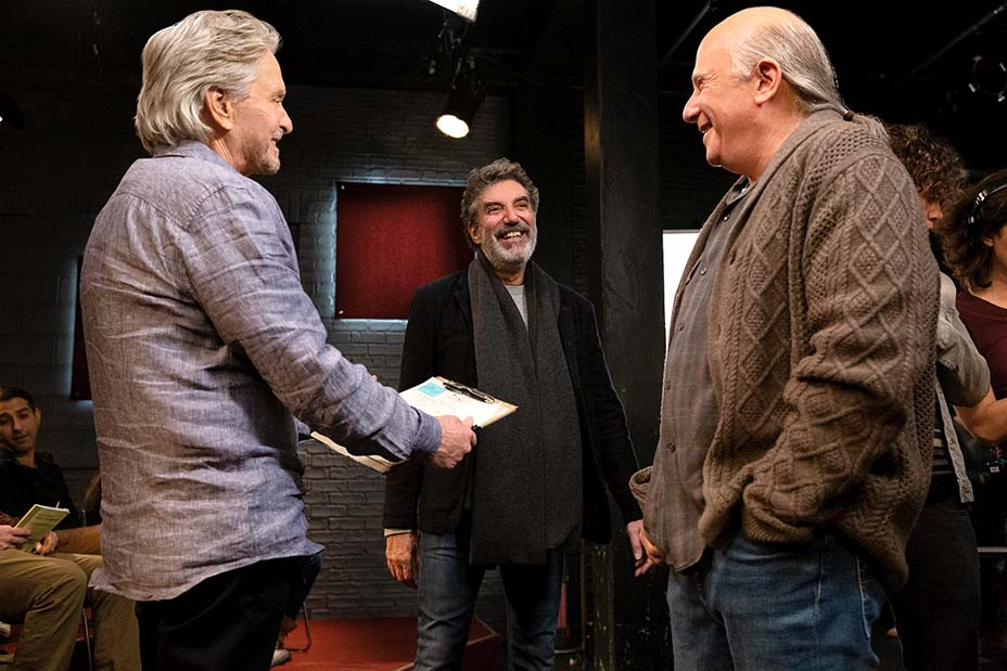 'Kominsky Method' Boss Chuck Lorre on Overseeing Five Shows in Zoom Writers Rooms