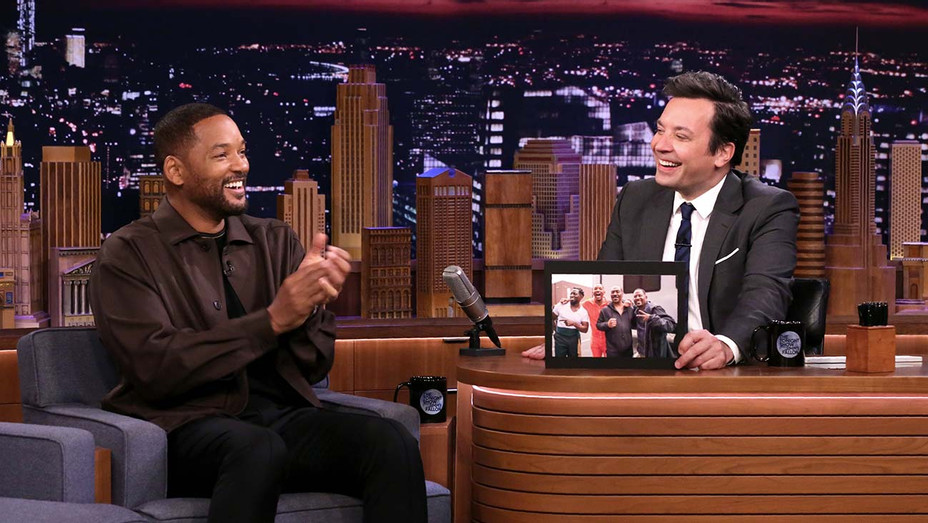 The Tonight Show starring Jimmy Fallon - Will Smith - Publicity - H 2020
