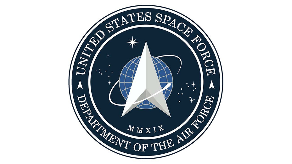 United States Space Force Logo - Publicity - H 2020