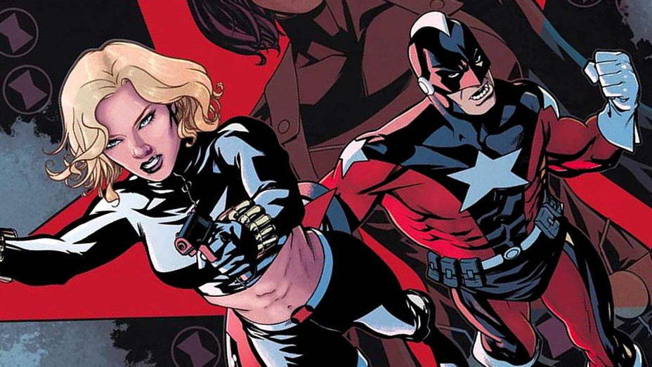 Marvel Launching 3 New Black Widow Comics Ahead Of Movie Hollywood Reporter